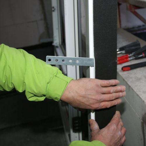 Illbruck das bestgepr fte vorwandmontage system berzeugt - Einbau fenster klinkerfassade ...